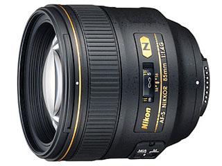 Nikon/ニコン AF-S NIKKOR 85mm f/1.4G