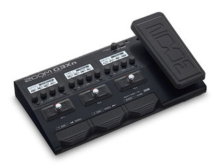 ZOOM/ズーム G3X-N 【ギター用マルチエフェクツ・プロセッサー】【エクスプレッションペダル搭載】【エフェクター】