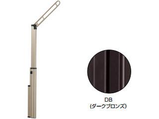 KAWAGUCHI/川口技研 DS2-60-DB 腰壁用ホスクリーン 上下式 スライド収納タイプ (ダークブロンズ)