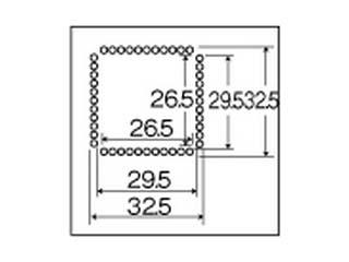 HOZAN/ホーザン HS-619 ノズル スタンダードピン仕様 (44ピン)