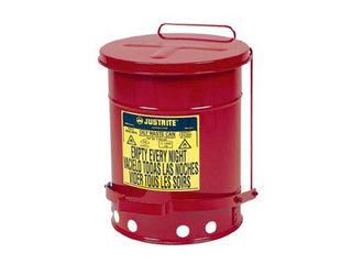 JUSTRITE/ジャストライトマニファクチャリング オイリーウエスト缶 6ガロン J09100