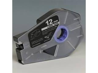 CANON/キヤノン ラベルテープカセット 12mm×27m 銀(3個入り/箱) TM-LBC12S 3476A070