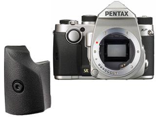 PENTAX/ペンタックス KPボディキット(シルバー)+O-GP1671 グリップMセット 【kpset】