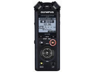 OLYMPUS/オリンパス LS-P4 BLK(ブラック) リニアPCMレコーダー 【8GBモデル】