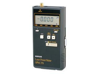 sanwa/三和電気計器 OPM35S レーザパワーメータ/レーザパワーメータ 空間光測定用レーザパワーメータ