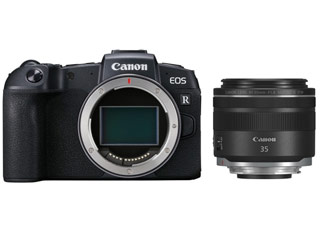 CANON/キヤノン EOS RP RF35 MACRO IS STM レンズキット ミラーレスカメラ 3380C048