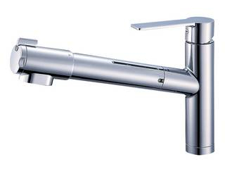 SANEI K87580JV-13#C ワンホールS混合栓