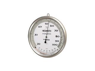 skSATO/佐藤計量器製作所 温湿度計 ハイエスト1型 7540-00
