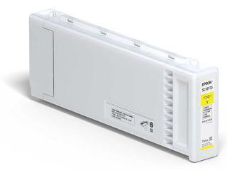 EPSON/エプソン SureColor用 インクカートリッジ/700ml(イエロー) SC10Y70