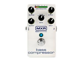 Jim Dunlop/ジム ダンロップ M87 Bass Compressor ベース用コンプレッサー