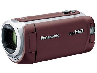 Panasonic/パナソニック HC-WZ590M-T(ブラウン) デジタルハイビジョンビデオカメラ ビデオカメラ