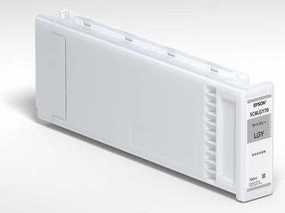EPSON/エプソン SureColor用 インクカートリッジ/700ml(ライトグレー) SC8LGY70