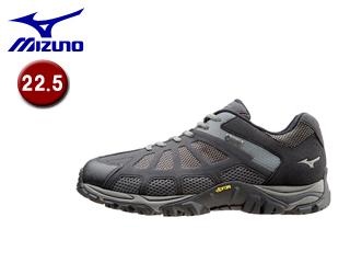 mizuno/ミズノ B1GA1509-09 ウエーブアドベンチャーBR ウォーキングシューズ 【22.5cm】 (ブラック)