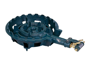 鋳物コンロTS-210HセットLP
