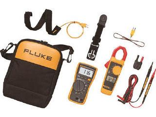 FLUKE/フルーク 電気設備用マルチメーター116/323HVACコンボキット 116/323 KIT