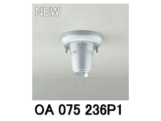 ODELIC/オーデリック OA075236P1 直付用フレンジ (マットシルバー)