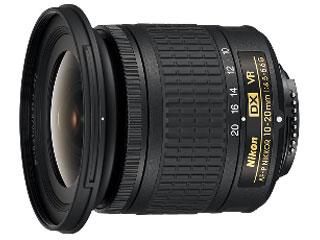 Nikon/ニコン AF-P DX NIKKOR 10-20mm f/4.5-5.6G VR 超広角ズームレンズ