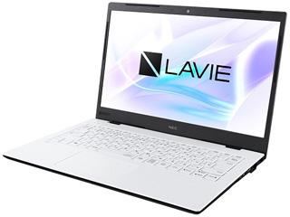 NEC 納期未定 14型ノートPC LAVIE Smart HM Core i3モデル PC-SN212RADG-C パールホワイト 単品購入のみ可(取引先倉庫からの出荷のため) クレジットカード決済 代金引換決済のみ