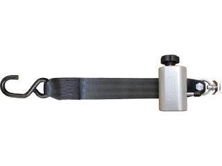 allsafe/オールセーフ 巻き取り機能付車いす固定ベルト(後側)×各1本 2インチ ACW-3-R