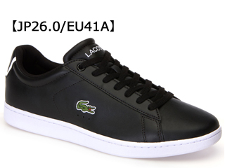 LACOSTE/ラコステ CARNABY EVO BL 1 (ブラック) SPM1002 サイズ41A(26.0)