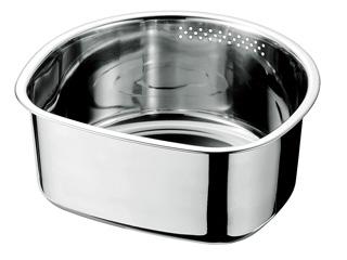 すべりにくいゴム脚付 HIROSHO ヒロショウ コンパクト洗いおけ CAD-10 D型 卓抜 市販