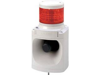 PATLITE/パトライト LED積層信号灯付き電子音報知器 LKEH-110FA-R