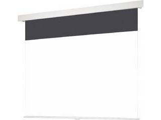OS/オーエス 【代引不可】120型 手動巻上げ式スクリーン ワイド・エコマーク認定 SMP-120WF-W1-ESECO