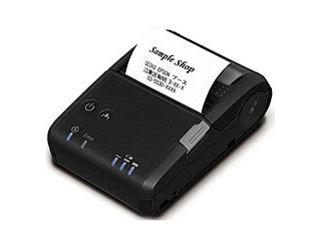 EPSON/エプソン 【納期未定】サーマルレシートプリンター モバイルモデル TM-P20B563 ブラック