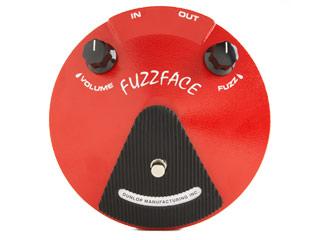 Jim Dunlop/ジム ダンロップ JDF2 Fuzz Face エフェクター