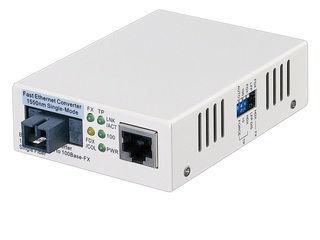 BUFFALO バッファロー 光メディアコンバータ WDM Aタイプ LTR2-TX-WFC20AR