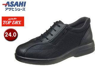 ASAHI/アサヒシューズ AF38621 TDY38-62【24.0cm・3E】 (ブラック)