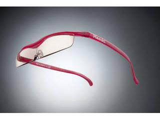 Hazuki Company/ハズキ 【Hazuki/ハズキルーペ】メガネ型拡大鏡 クール カラーレンズ 1.32倍 ルビー 【ムラウチドットコムはハズキルーペ正規販売店です】