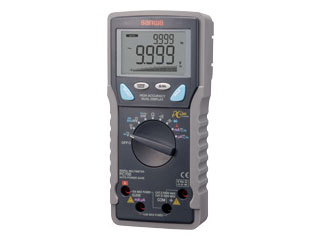sanwa/三和電気計器 デジタルマルチメータ/高確度・高分解能(パソコン接続) PC700