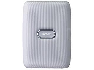 FUJIFILM フジフイルム instax mini Link ASH WHITE(アッシュホワイト) スマートフォン用プリンター Cheki/チェキ
