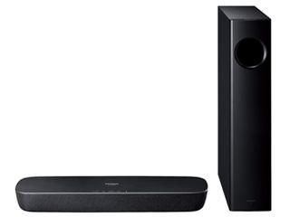 Panasonic/パナソニック SC-HTB250-K(ブラック) シアターバー