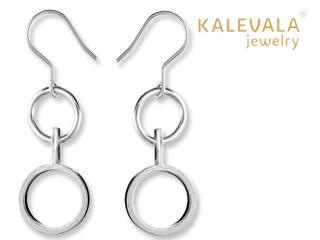 KALEVALA jewelry/カレワラジュエリー Inger(インガー) フックタイプピアス 2668950K