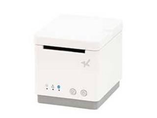 スター精密 【キャンセル不可商品】58mm用紙専用プリンター ホワイト MCP20 WT JP #39652020