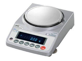A&D/エー・アンド・デイ 【代引不可】防水・防塵汎用電子天びん検定付 FZ1200iWPR
