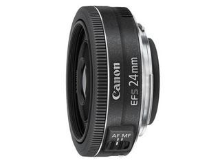 【納期2週間程度かかる場合があります】 CANON/キヤノン EF-S24mm F2.8 STM 薄型パンケーキレンズ