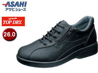 ASAHI/アサヒシューズ AF37509 TDY3750 アサヒトップドライ 婦人靴 【26.0cm・3E】(ブラックPB)