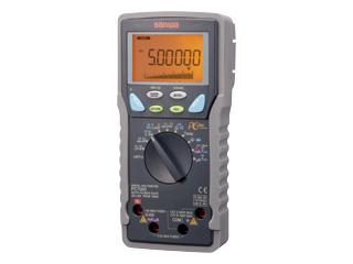sanwa/三和電気計器 PC7000 デジタルマルチメータ/高確度・高分解能(パソコン接続)