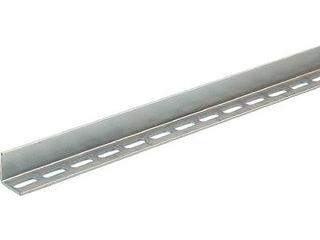 TRUSCO/トラスコ中山 【代引不可】配管支持用片穴アングル 40型 スチール L2400 5本組 TKL4-S240-U