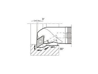 公式の  KYOCERA/京セラ 内径加工用ホルダ E10N-SDUCR07-14A:エムスタ-DIY・工具