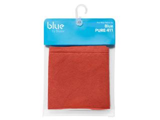 Blueair ブルーエア 100946 ブルー ピュア 411 Saffron Red 限定価格セール ファブリック プレフィルター 高い素材
