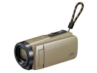 【お得なセットもあります!】 JVC/Victor/ビクター GZ-RX670-C(サンドベージュ) Everio R/エブリオ  ハイビジョンメモリームービー 【ビデオカメラ】