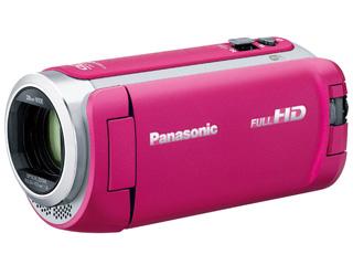 Panasonic/パナソニック HC-WZ590M-P(ピンク) デジタルハイビジョンビデオカメラ ビデオカメラ