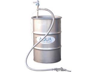 【組立・輸送等の都合で納期に4週間以上かかります】 AQUA/アクアシステム 【代引不可】ケミカルドラムポンプSUS製(エア式)溶剤・薬品用 CHD-20ASUS-N