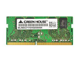 GREEN HOUSE/グリーンハウス PC4-17000 DDR4 SO-DIMM 16GB GH-DNF2133-16GB
