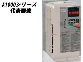 YASKAWA/安川電機 【代引不可】CIMR-AA2A0415AA IM/PM兼用 高性能ベクトル制御インバータ (200V級)