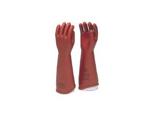 WATABE/渡部工業 電気用ゴム手袋NU型大 540-L